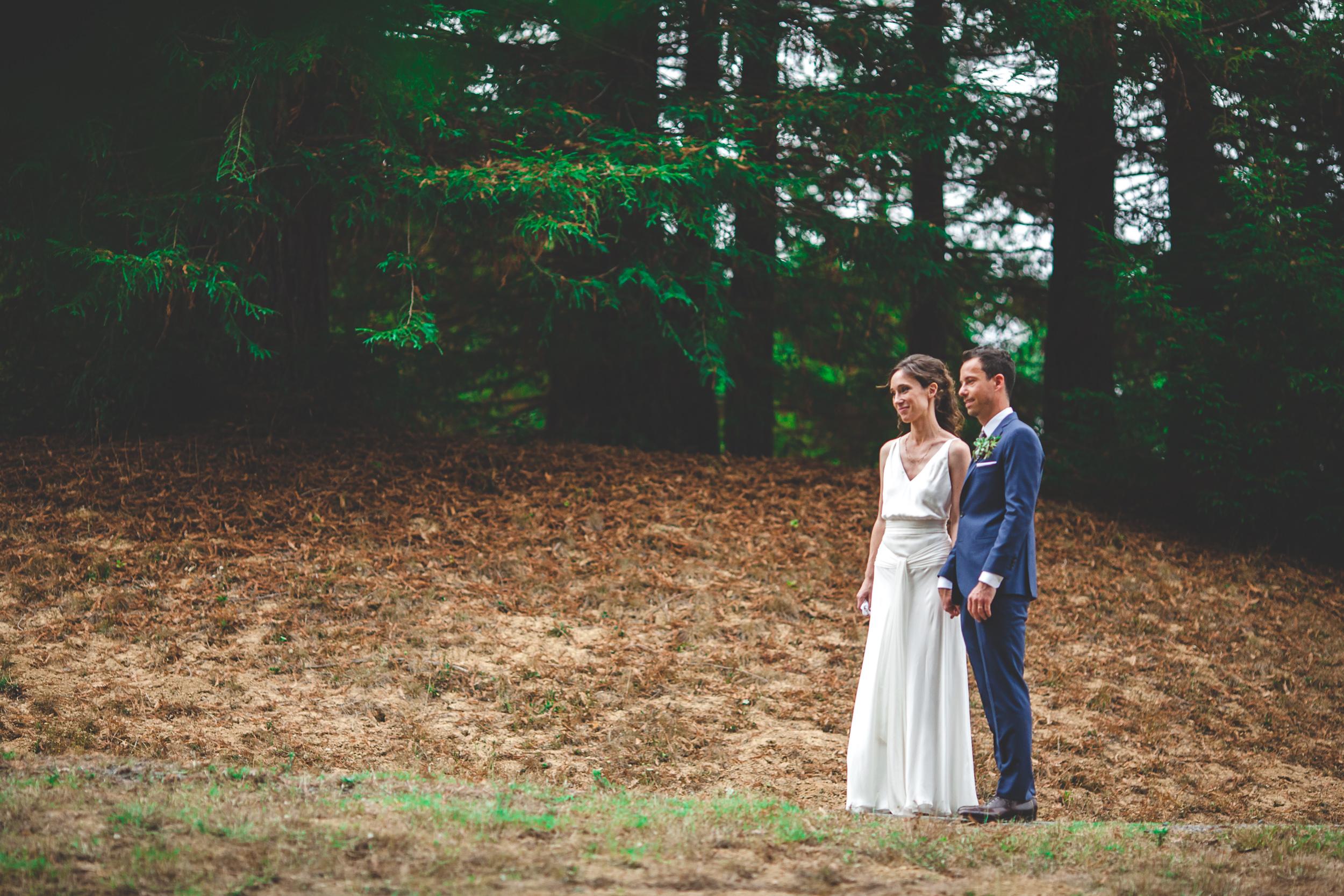 occidental wedding
