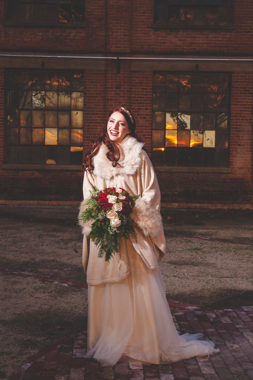 sacramento winter wedding