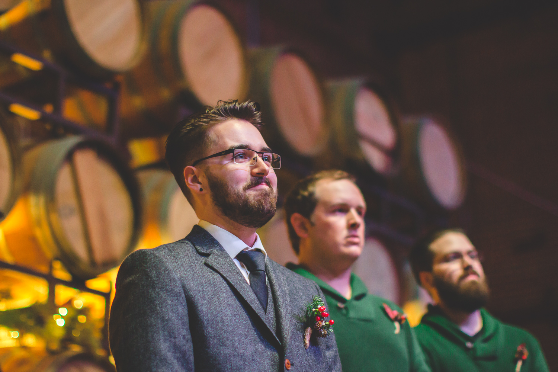 barrel room wedding sacramento