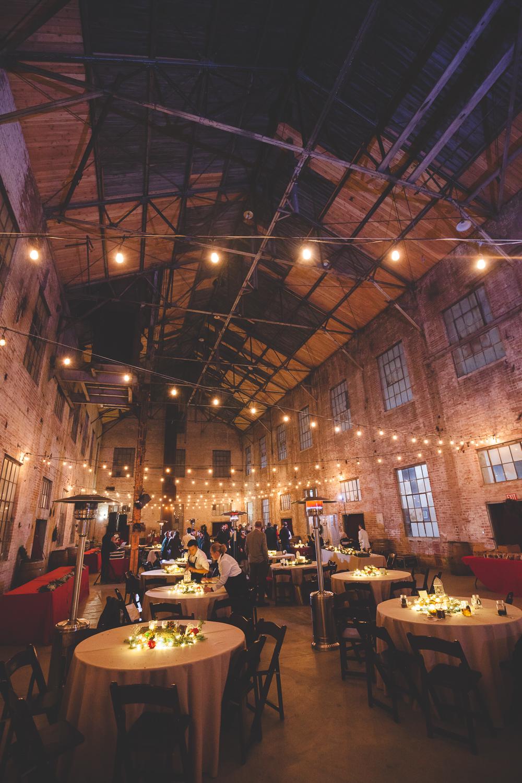 old sugar mill wedding reception