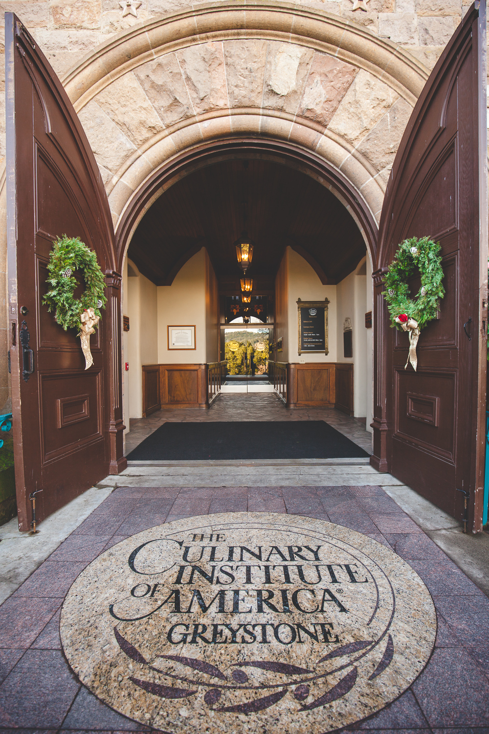 culinary institute of american greystone