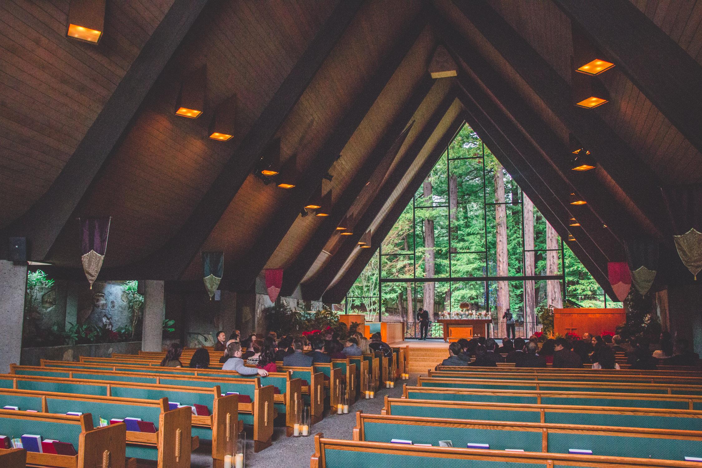 Valley Presbyterian Church Portola Valley