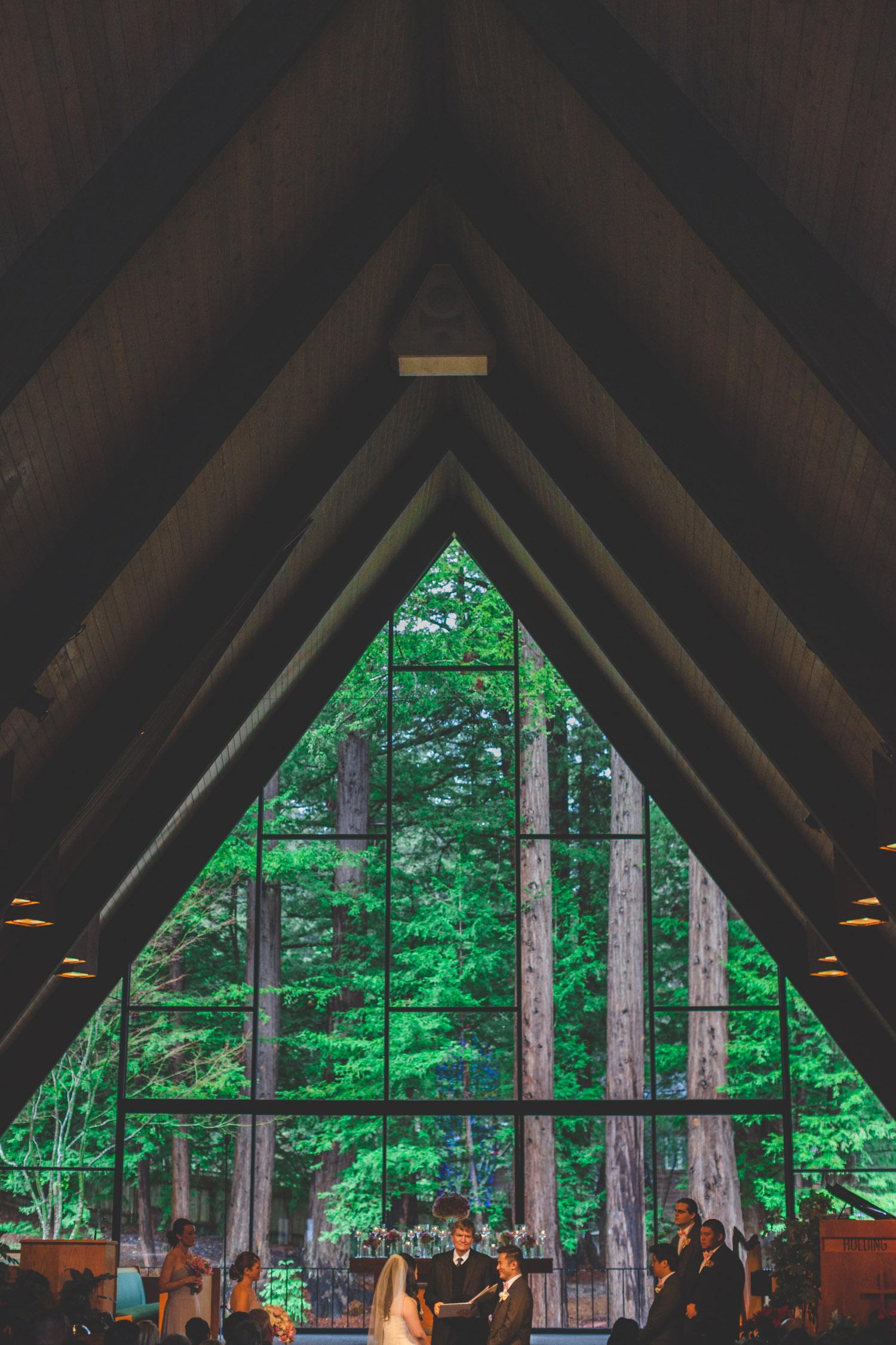 portola valley presbyterian church wedding