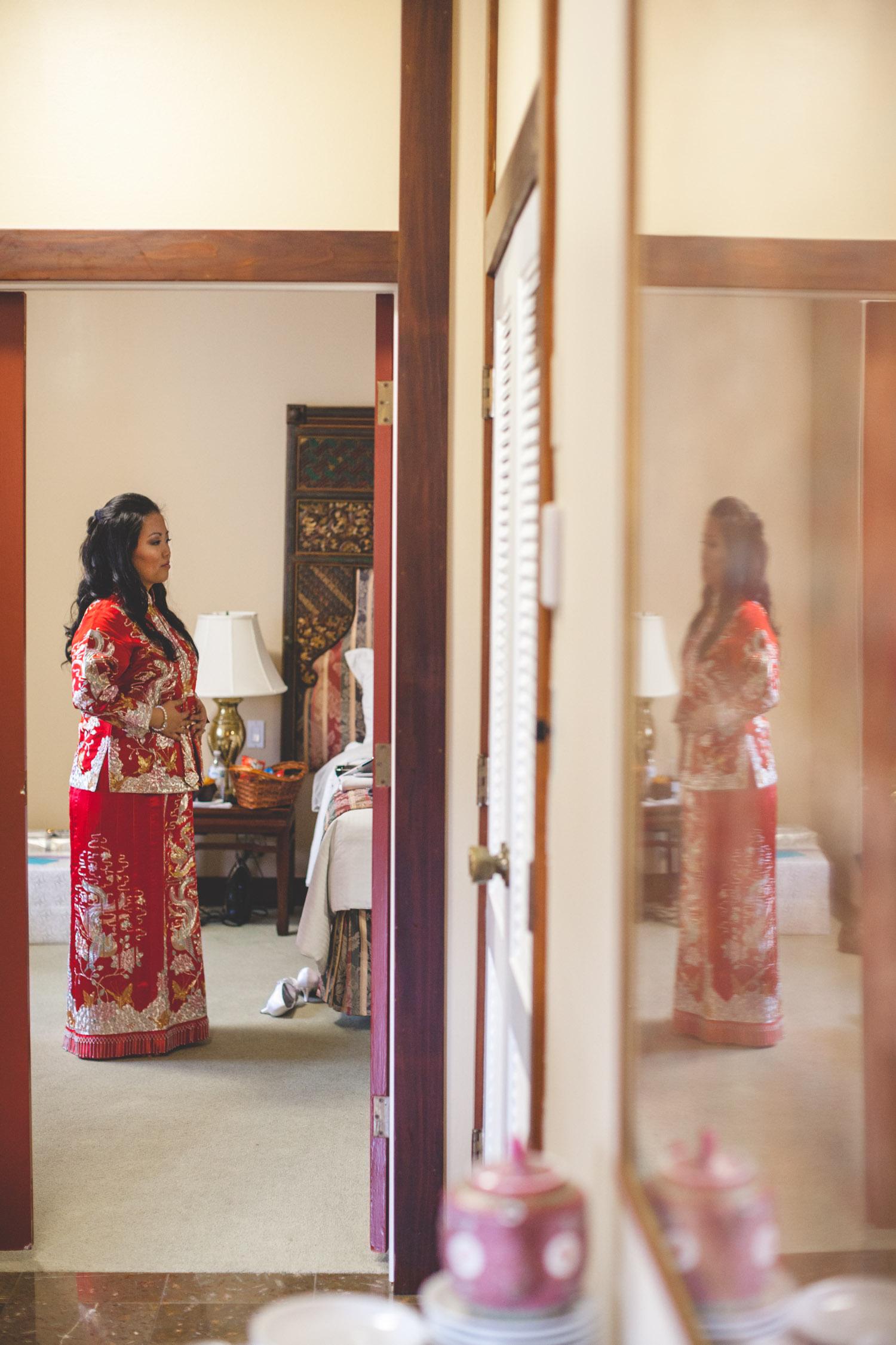traditional chinese wedding modesto