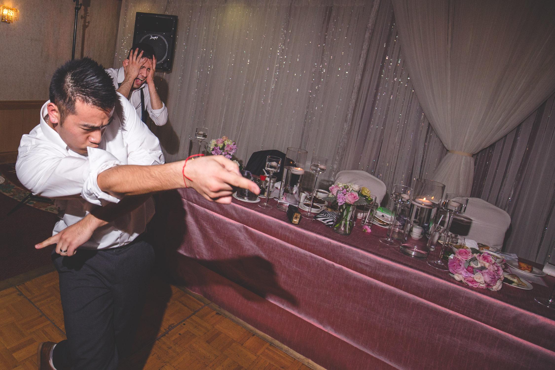 epic modesto wedding