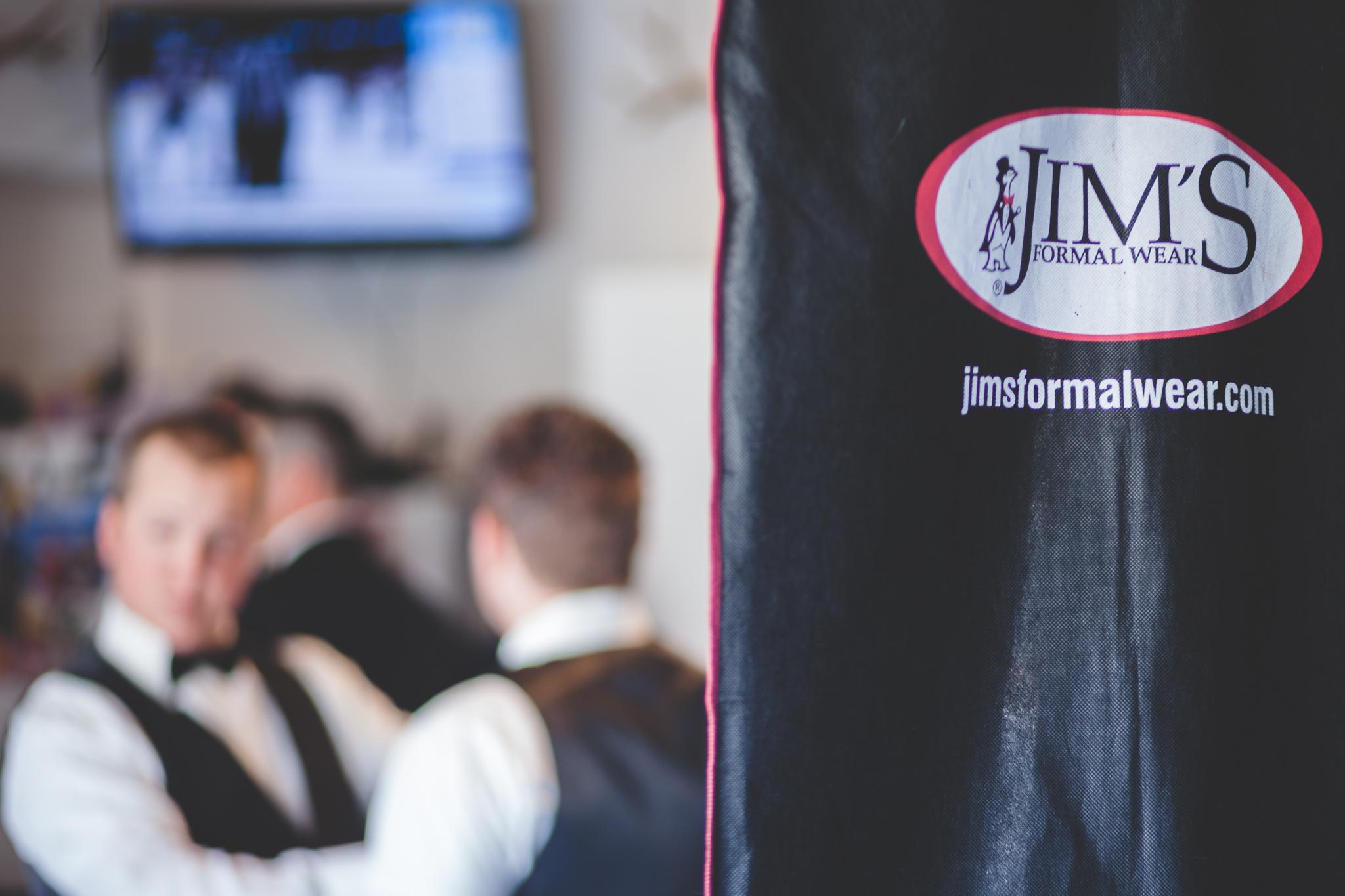 jim's formal wear