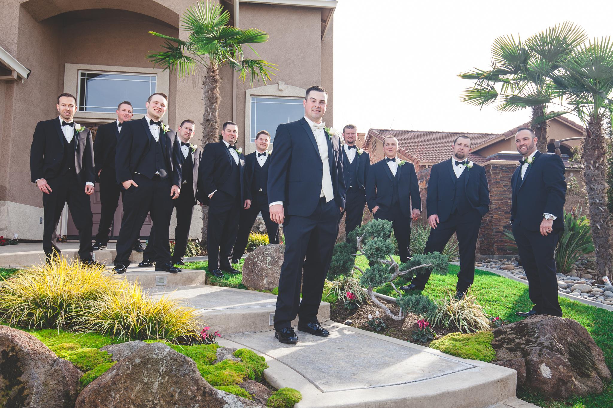 modesto groomsmen