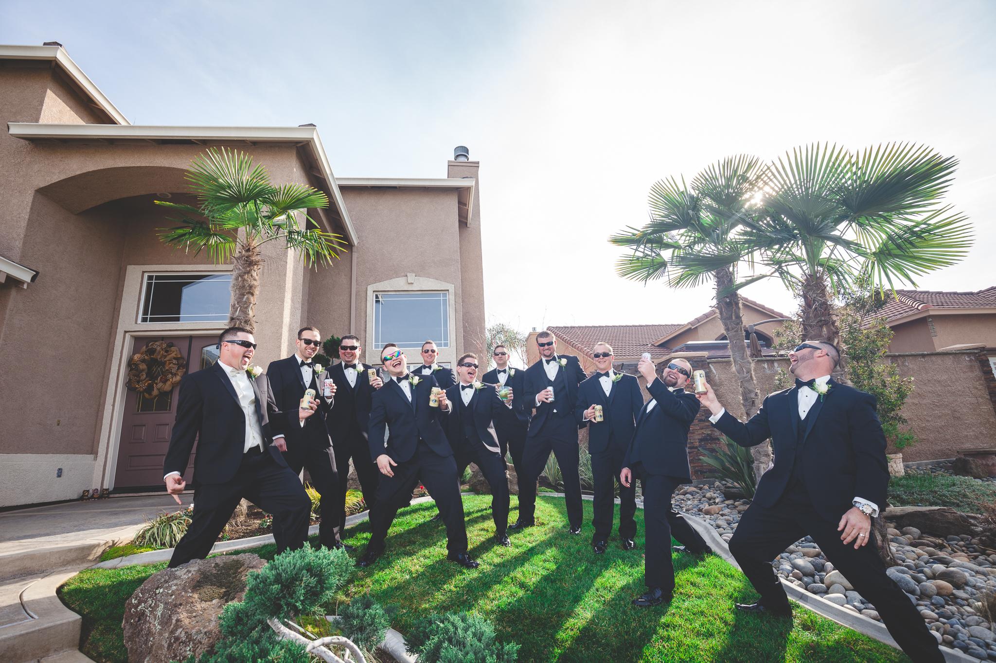 awesome modesto wedding photographer