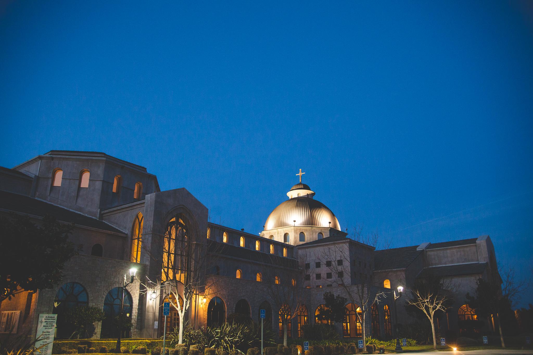 st. stanislaus catholic church modesto