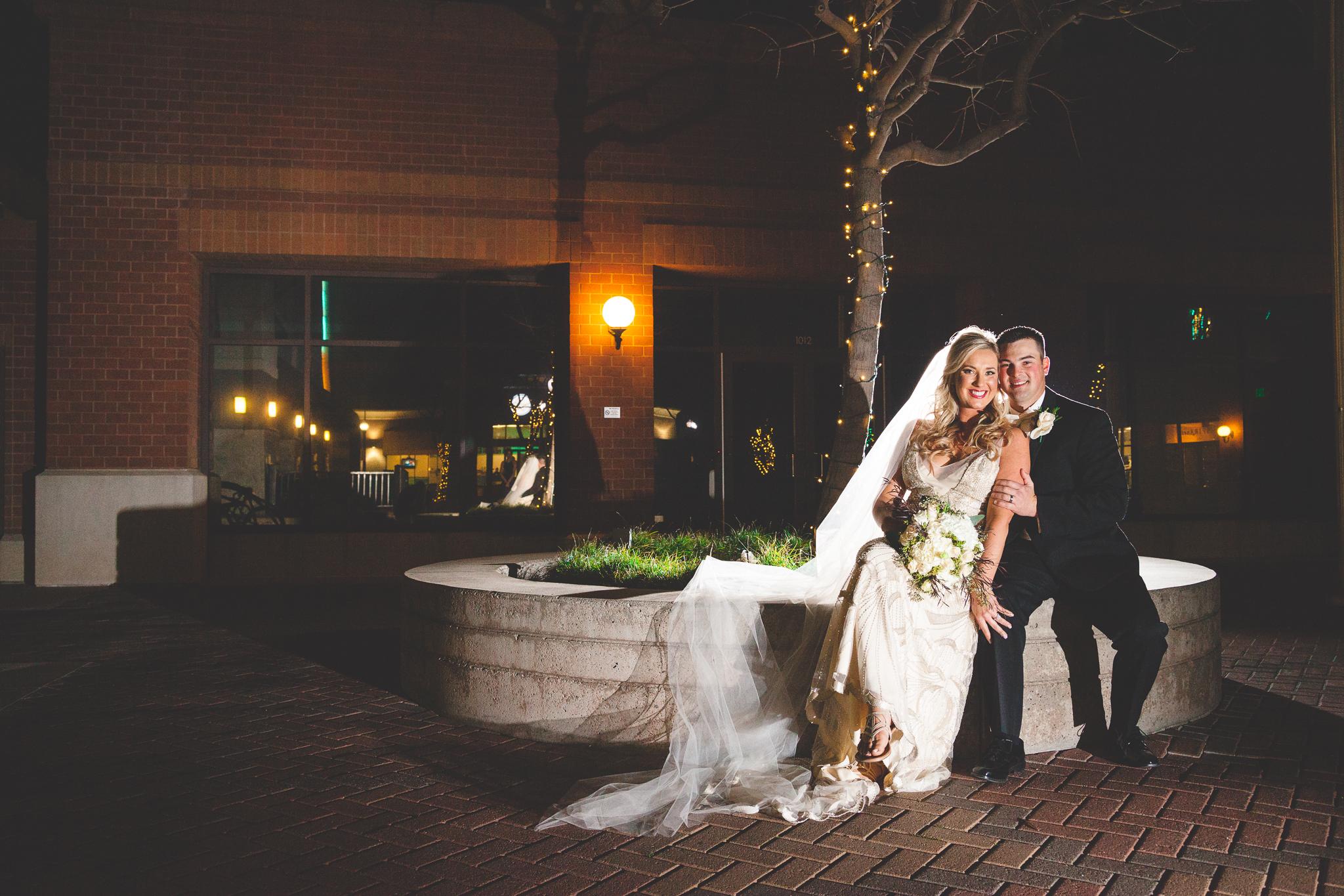 downtown modesto wedding