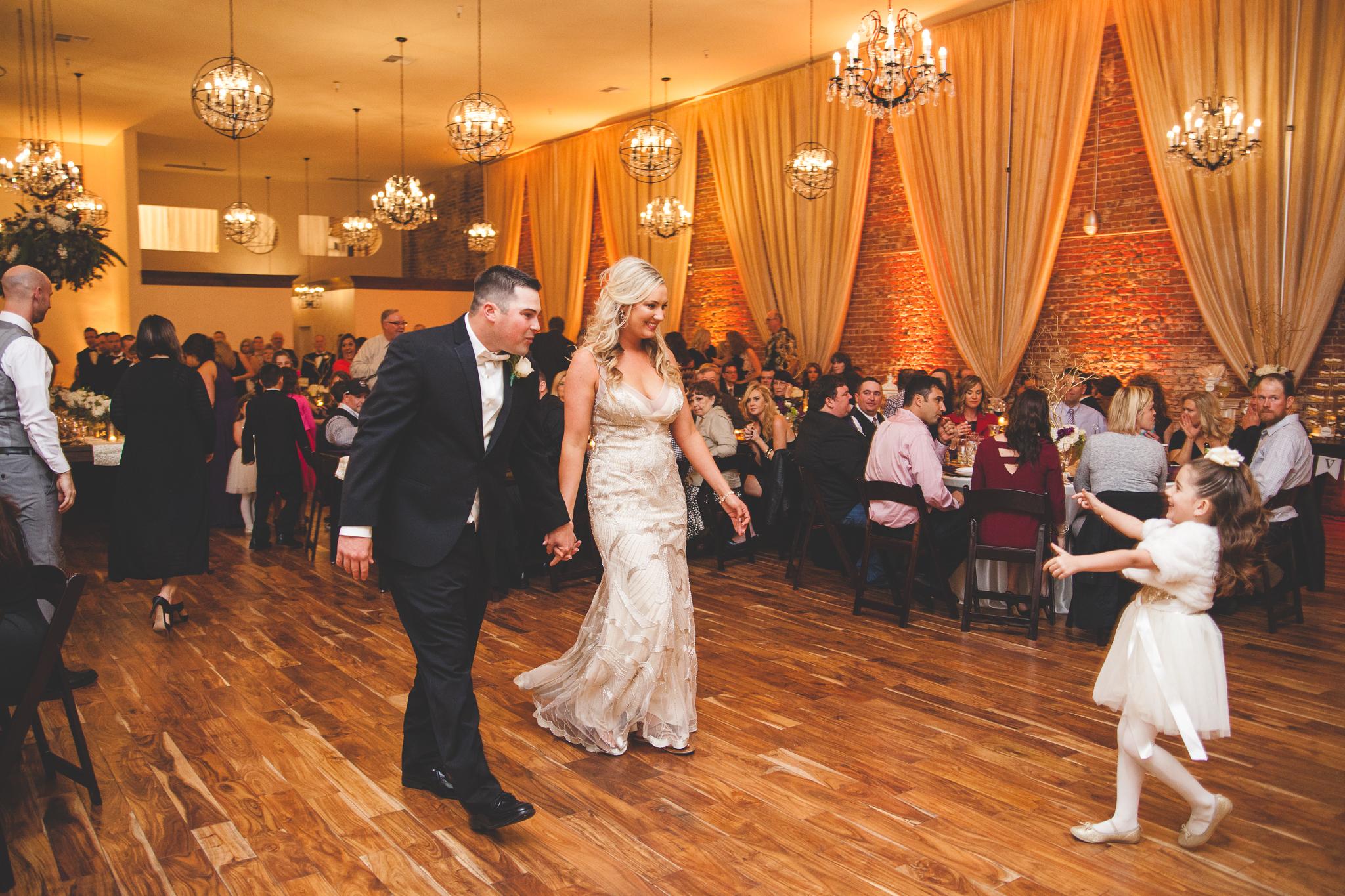 wedding reception the century