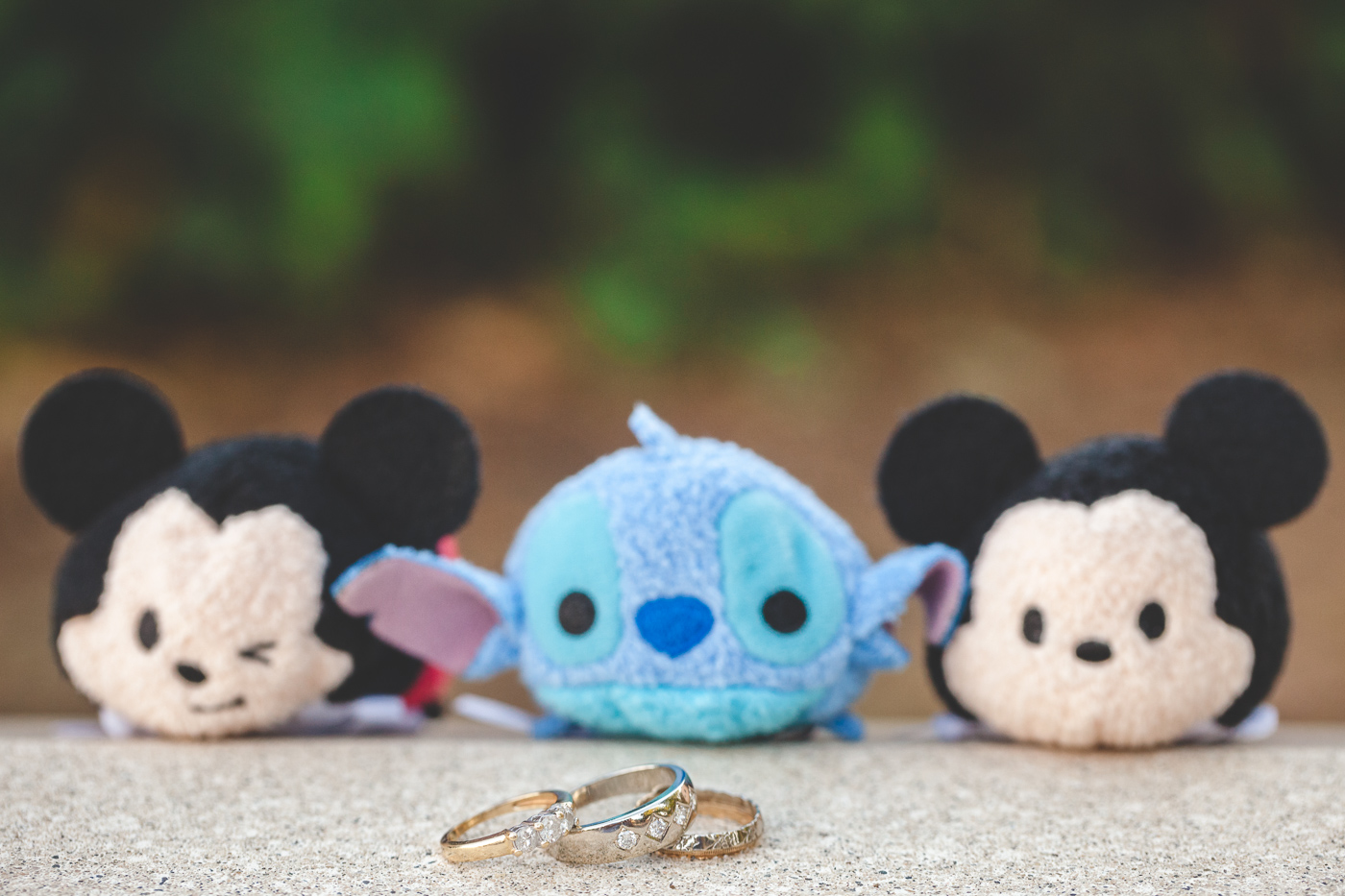 tsum tsum disney wedding