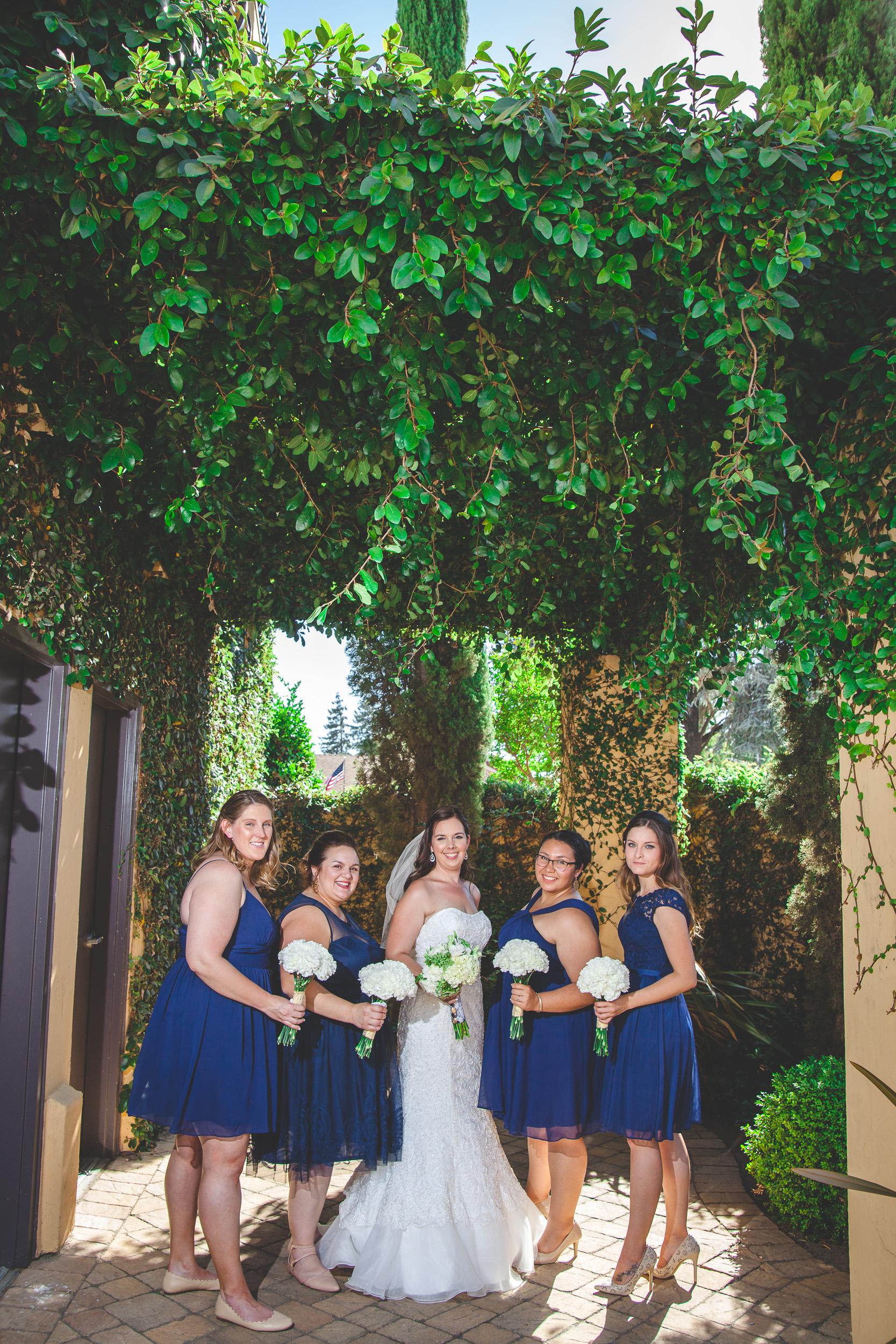 the reata oakdale wedding
