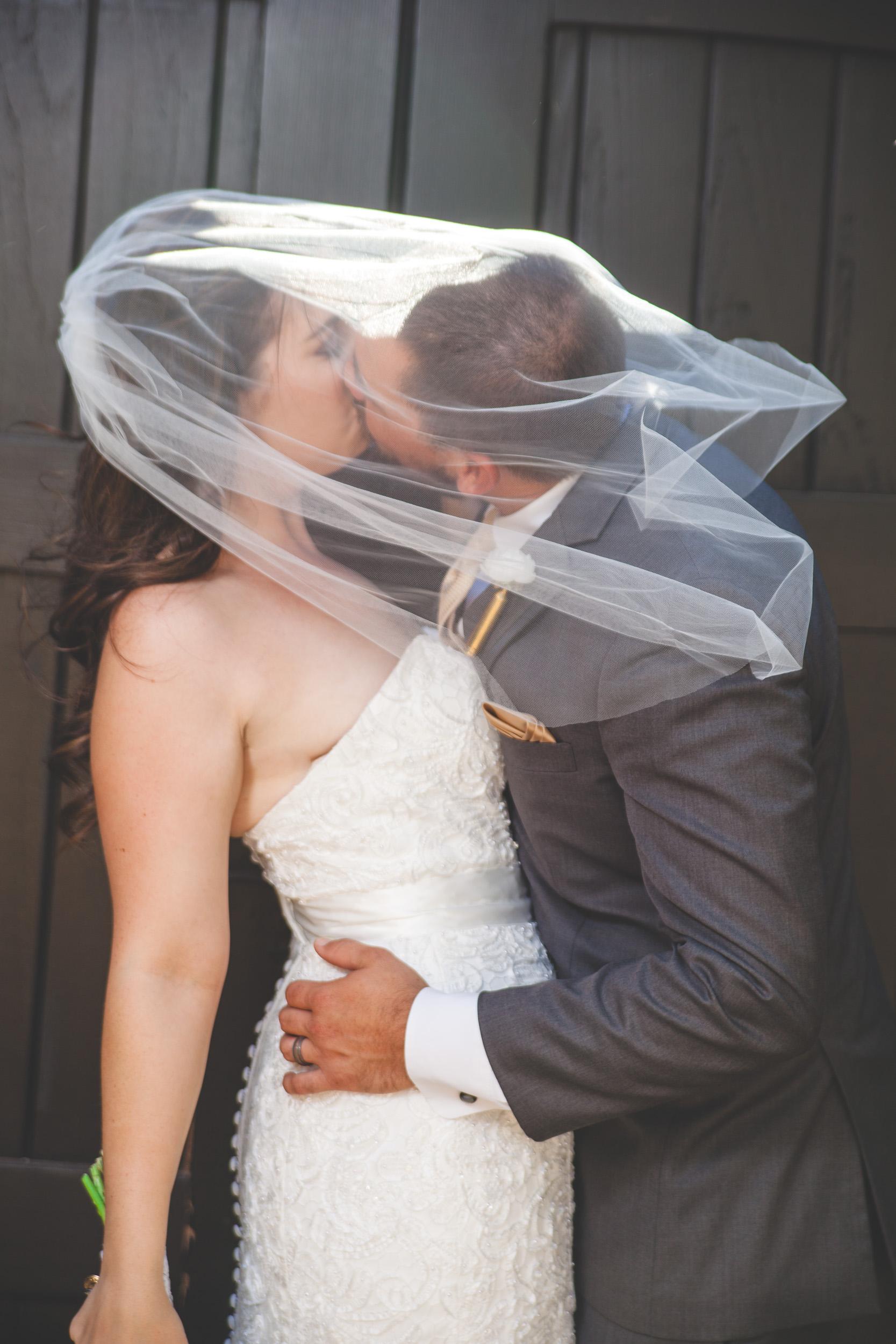 romantic modesto wedding