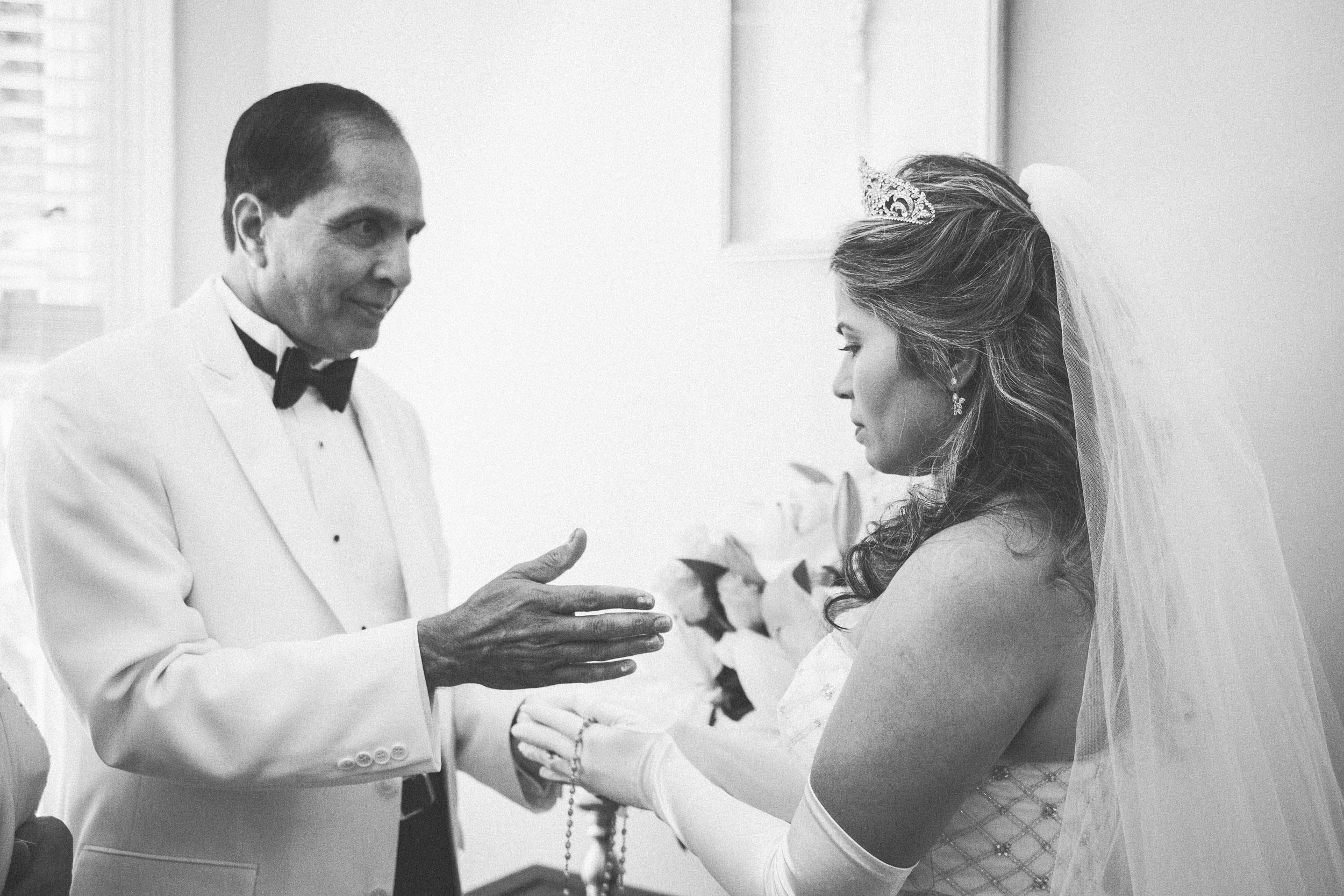 indian catholic wedding