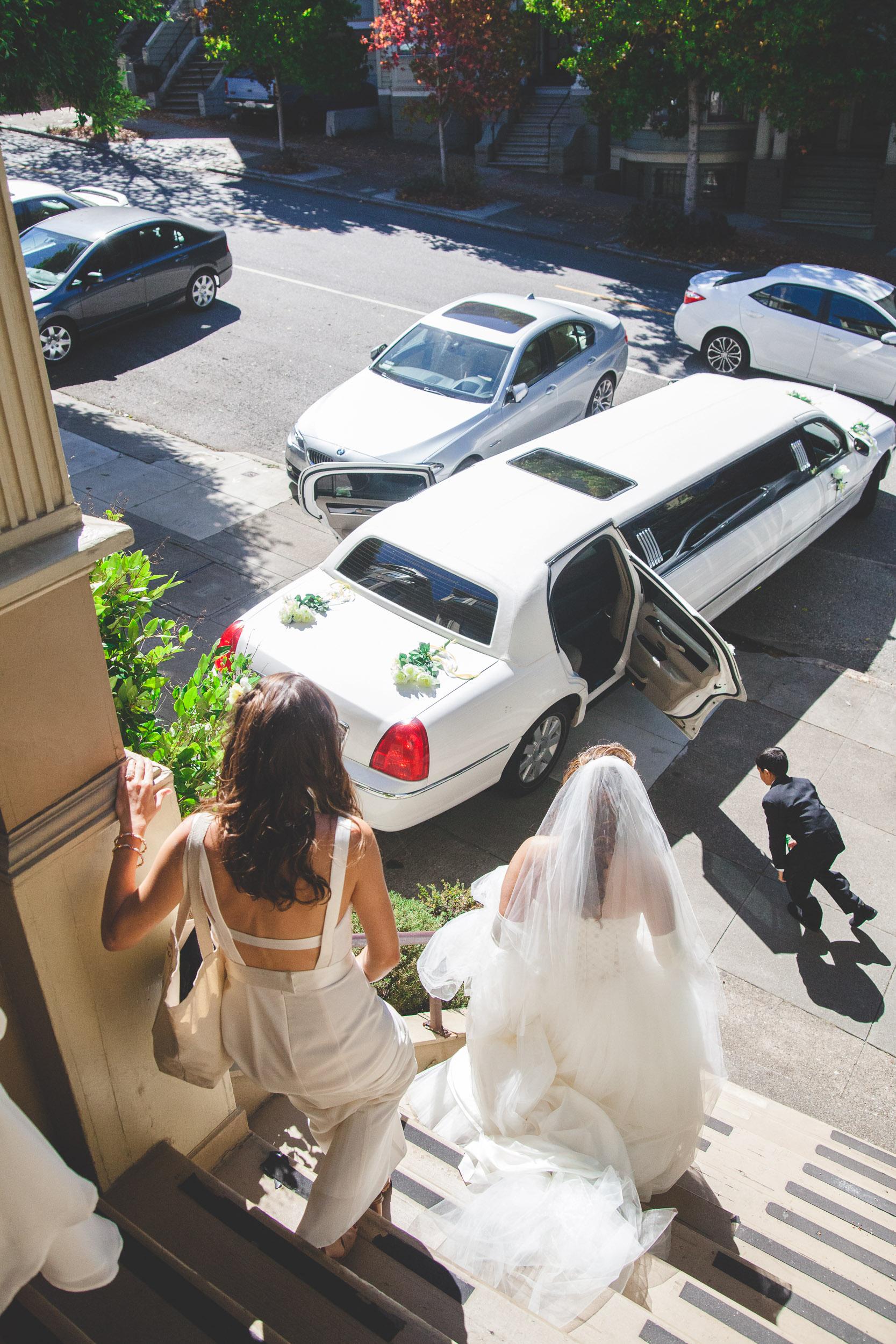 luxury san francisco wedding