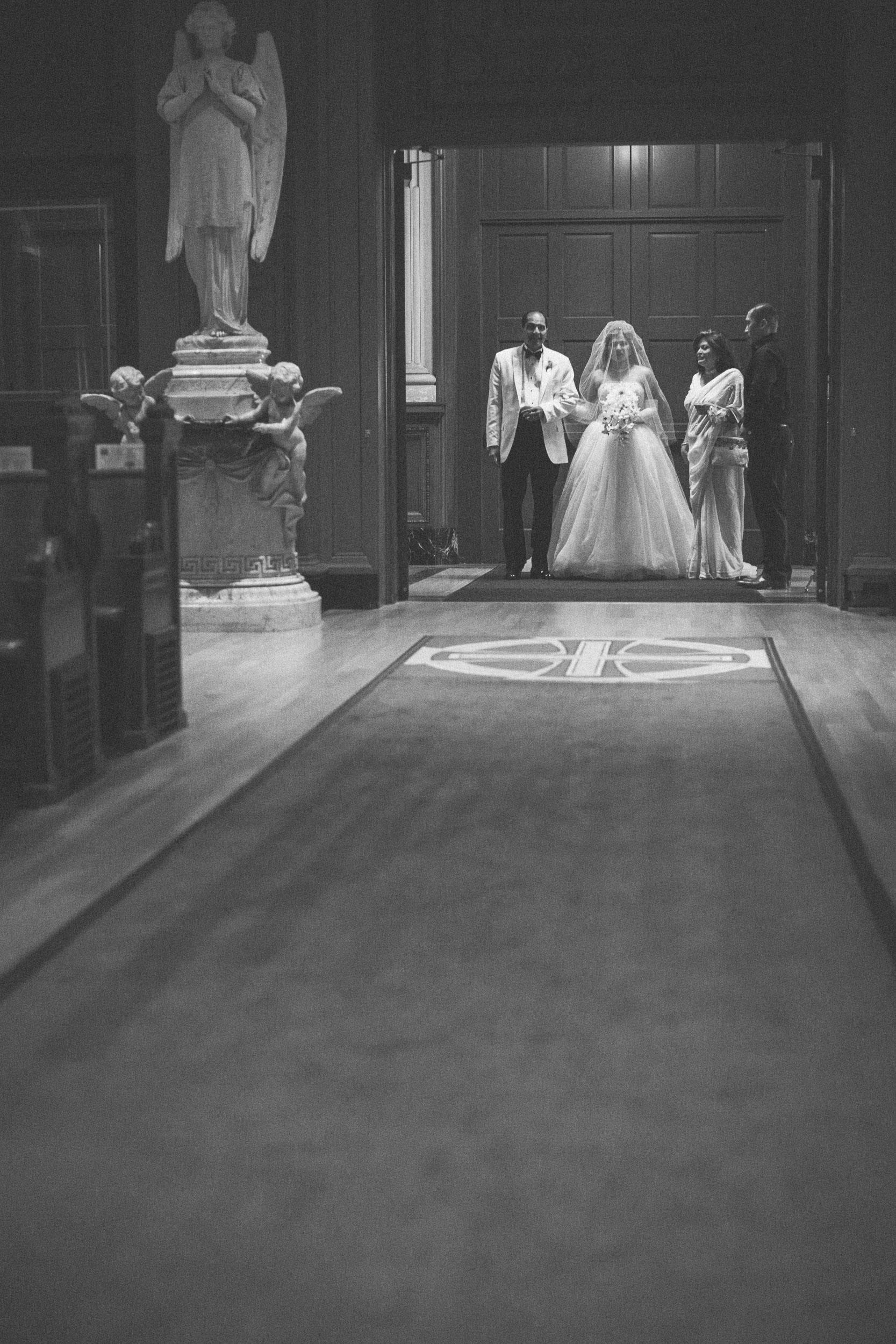 st. ignatius wedding san francisco