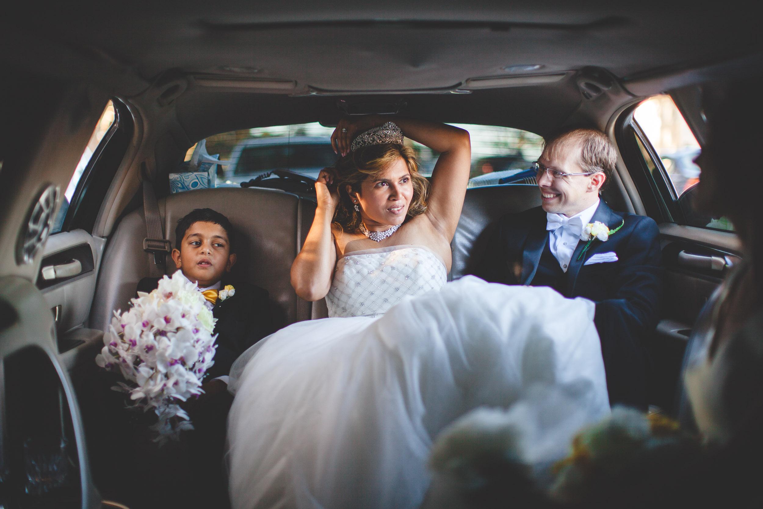 san francisco limo wedding