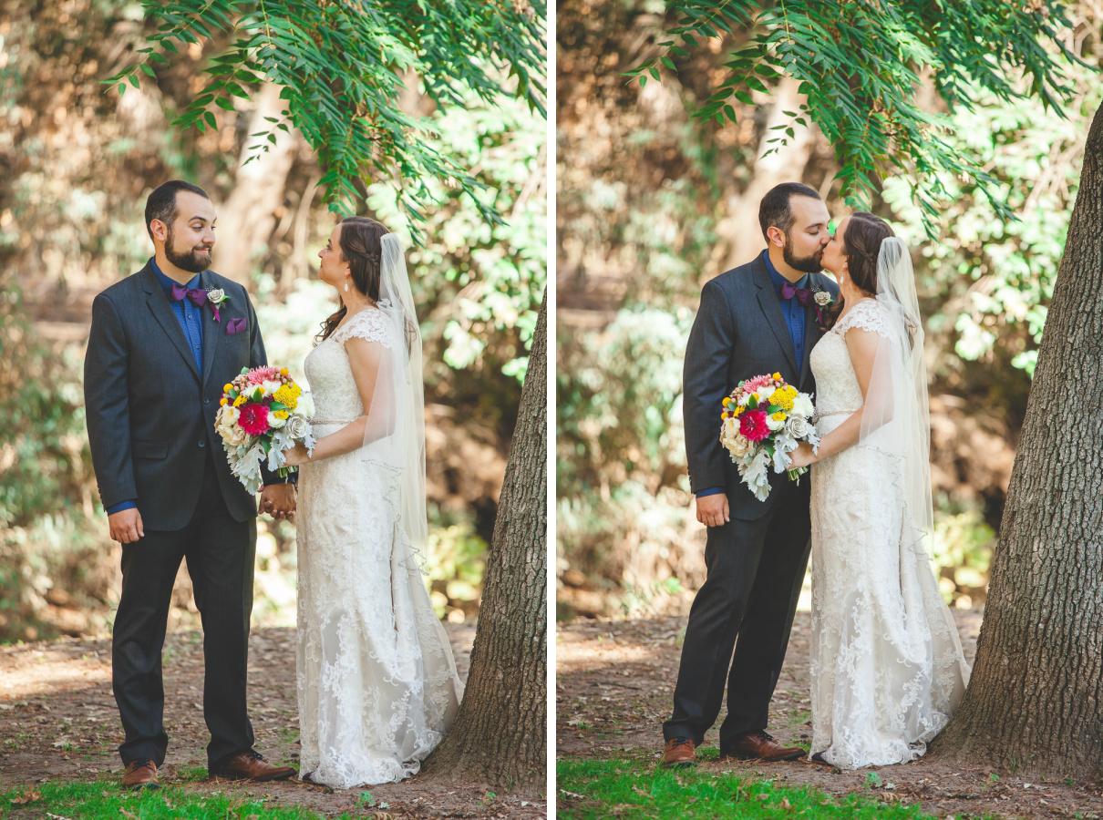 dry creek modesto wedding