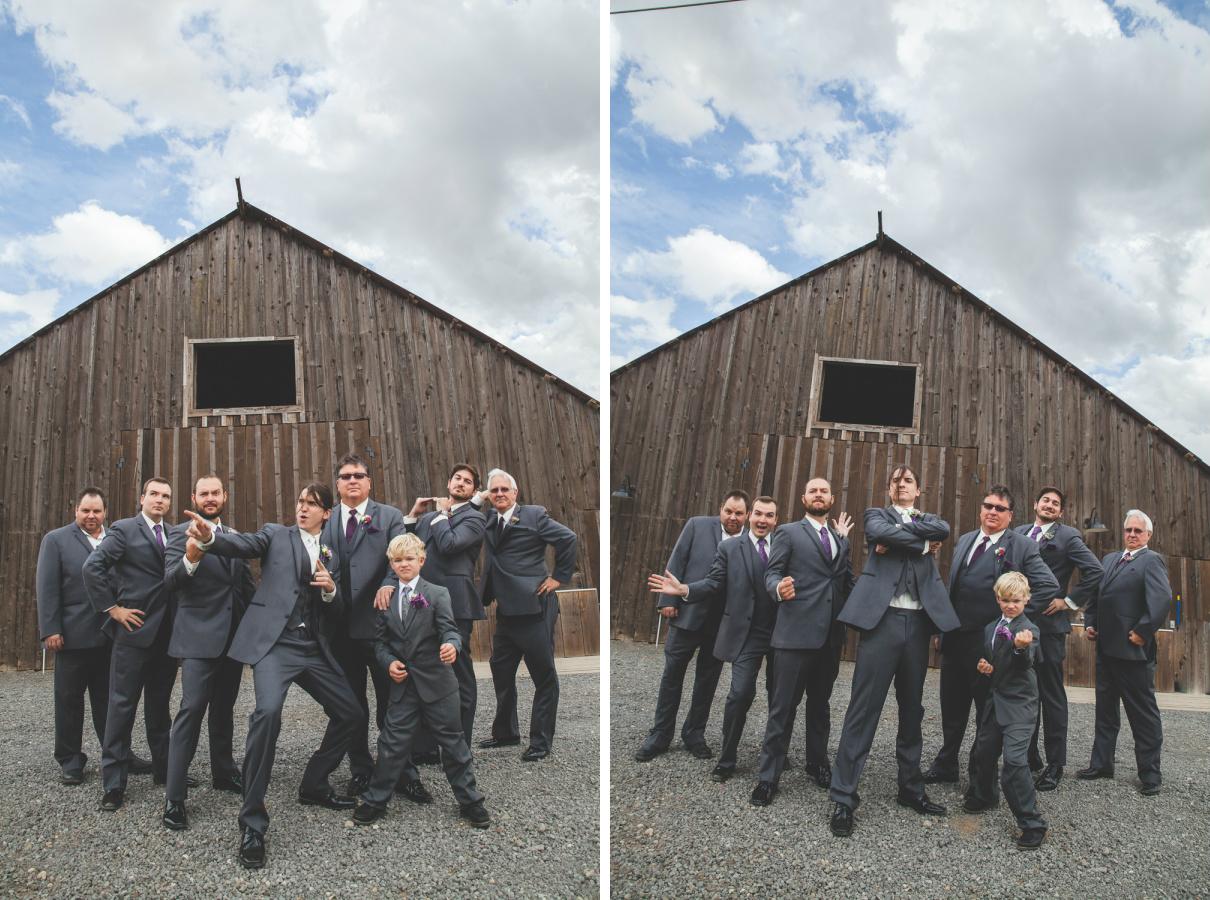 barn wedding turlock