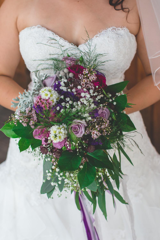 modesto wedding flowers