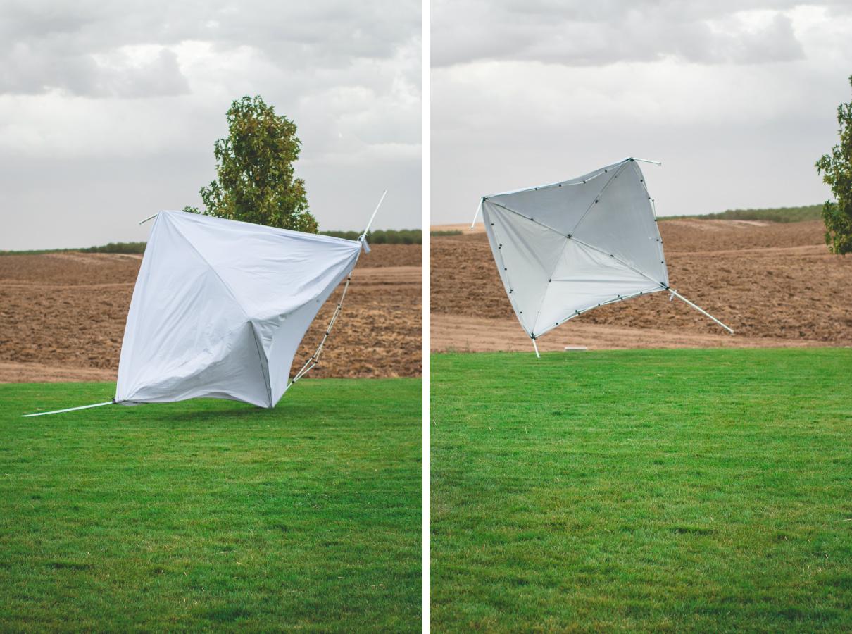 windy wedding
