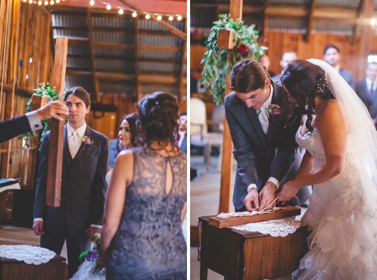 wedding braid ceremony