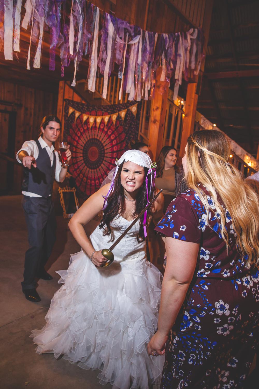 funny wedding modesto
