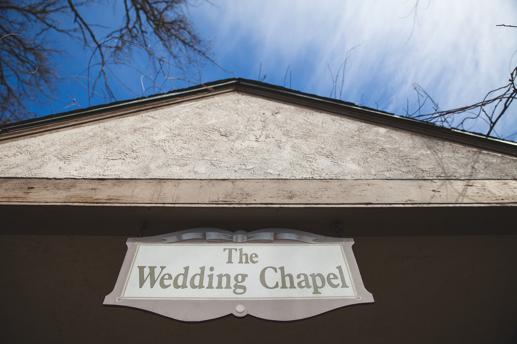 modesto wedding chapel