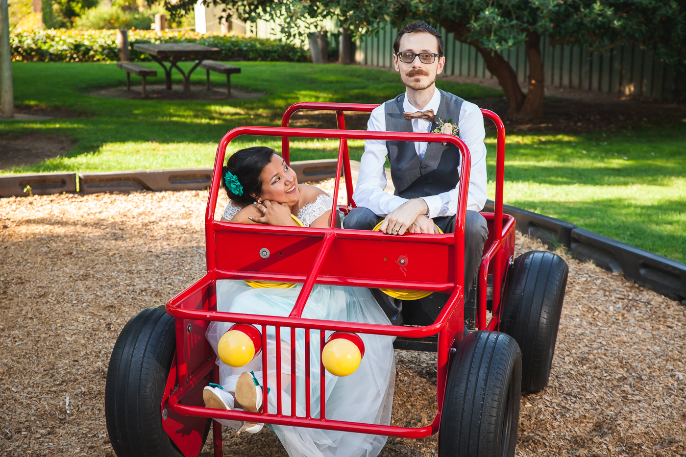 nerd wedding sacramento