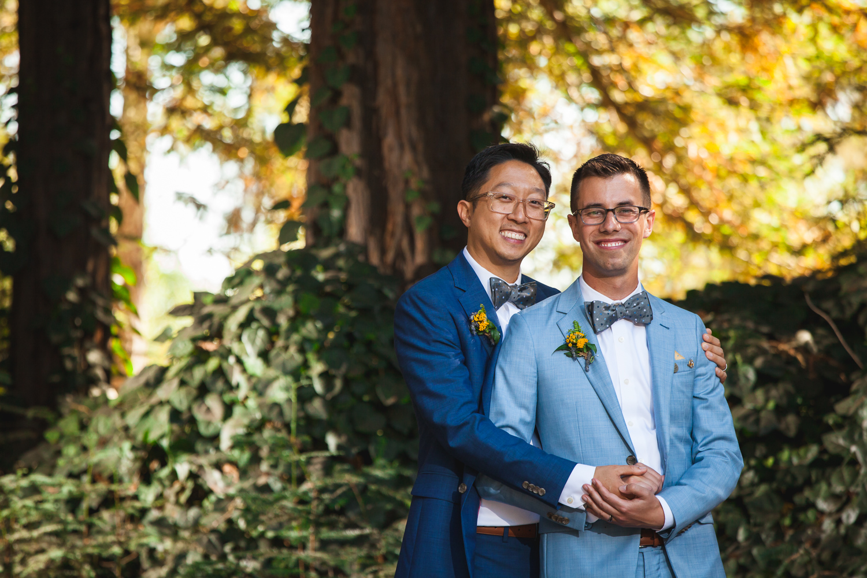 bay area gay wedding photographer