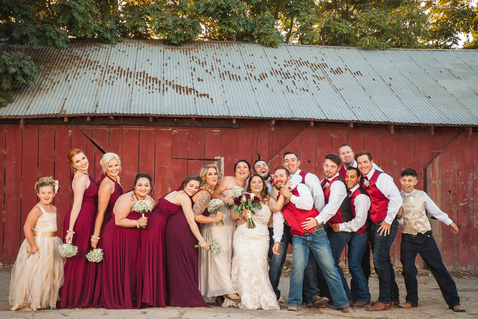 modesto wedding fun