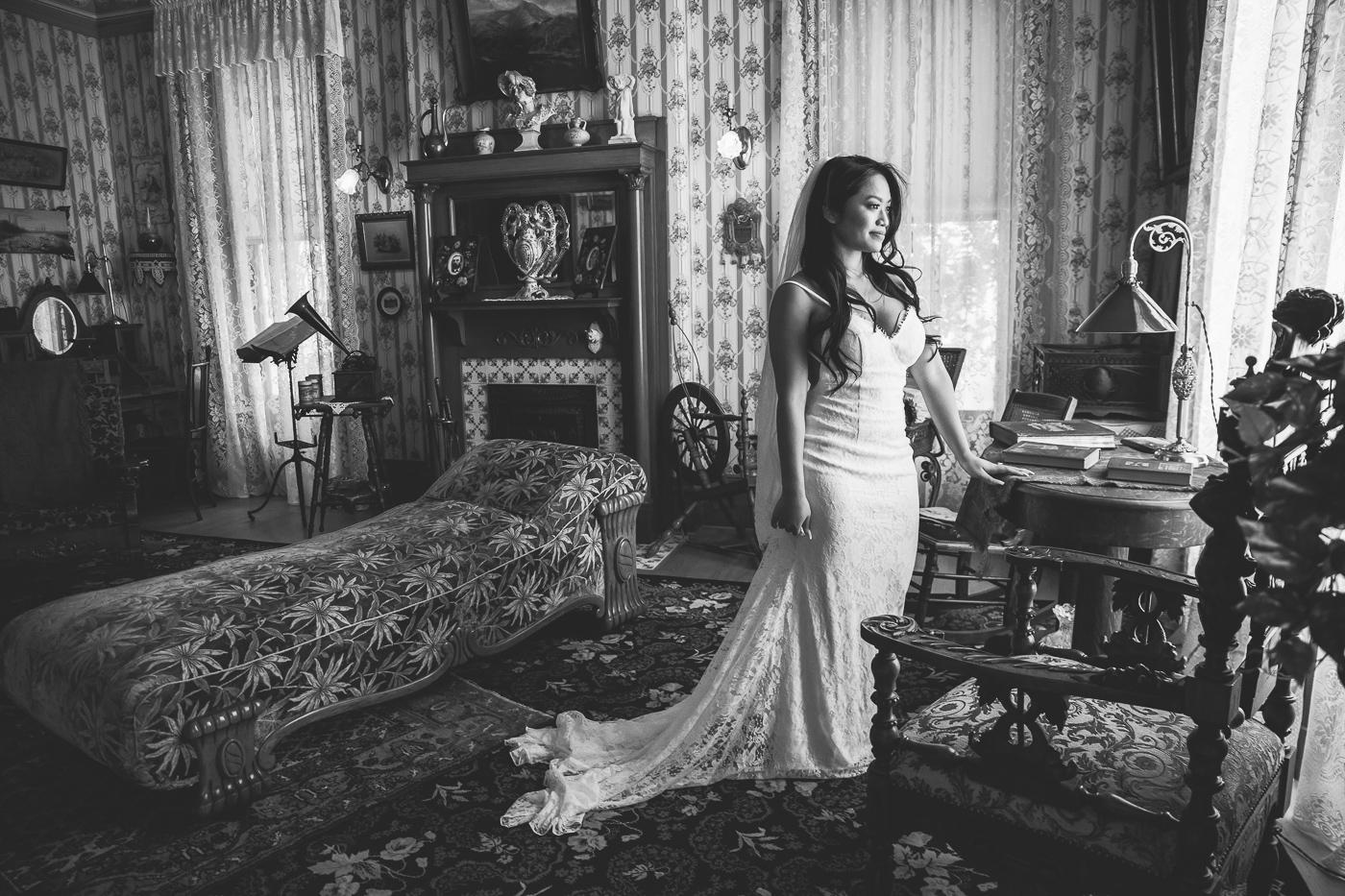 McHenry Mansion Wedding - Modesto Wedding Photographers - Photos Just So