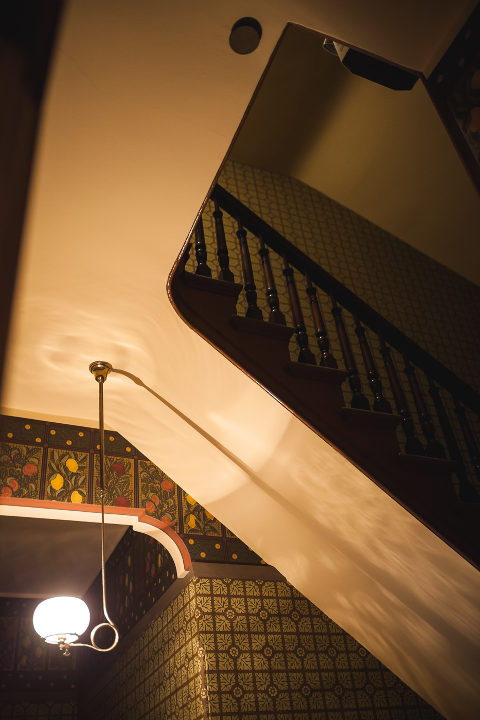mchenry mansion interior