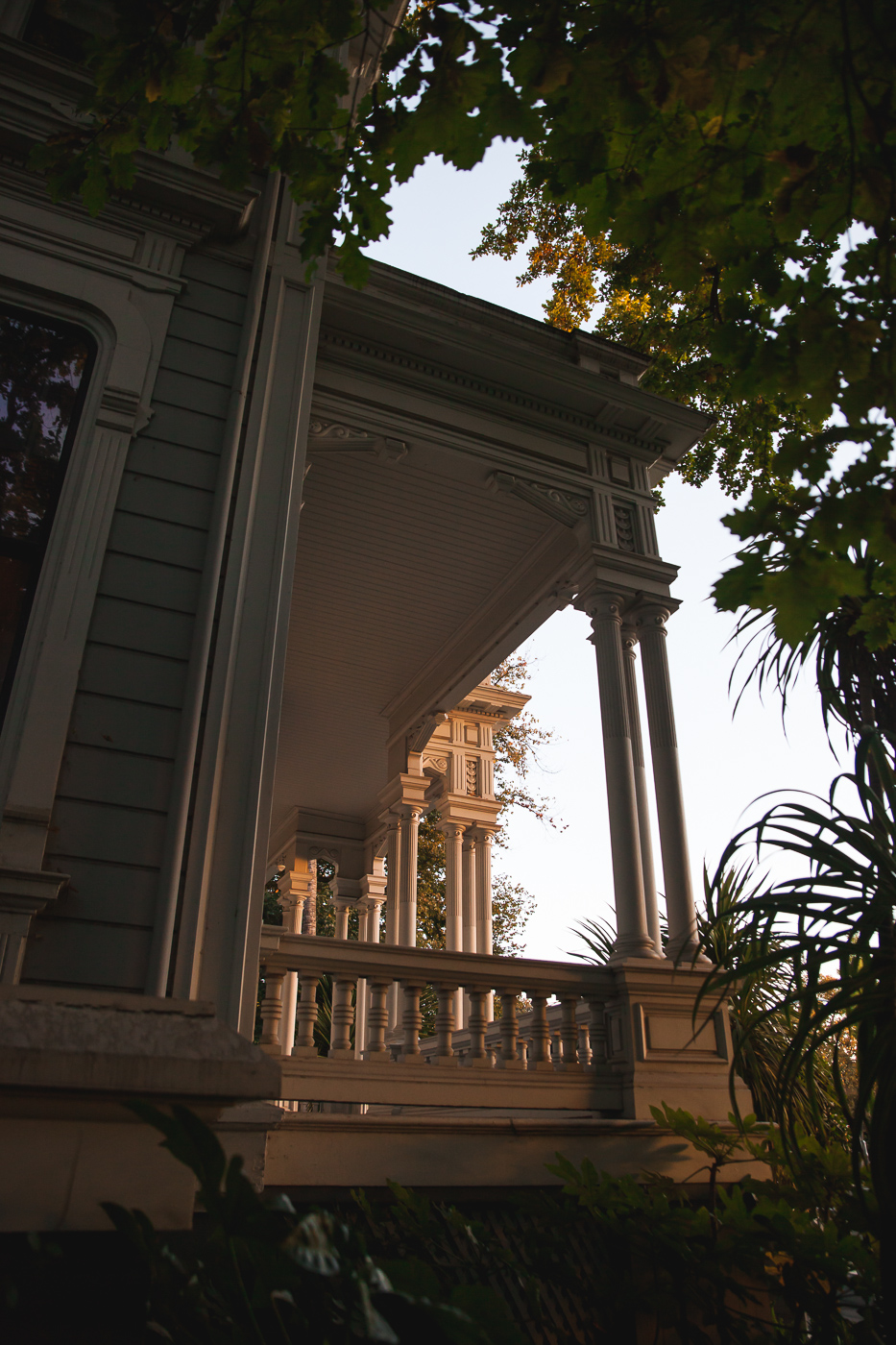 mchenry mansion exterior