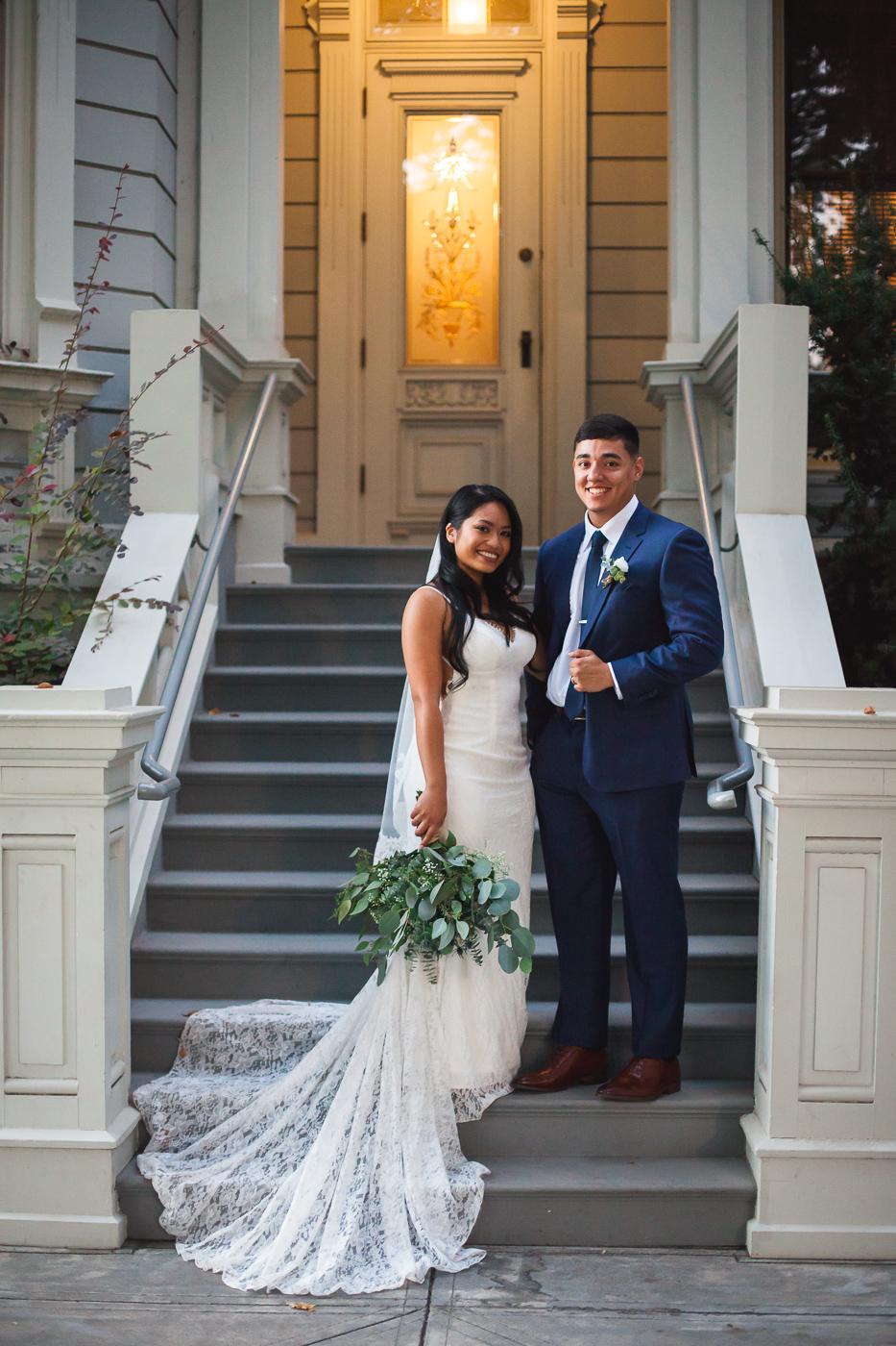 victorian mansion wedding