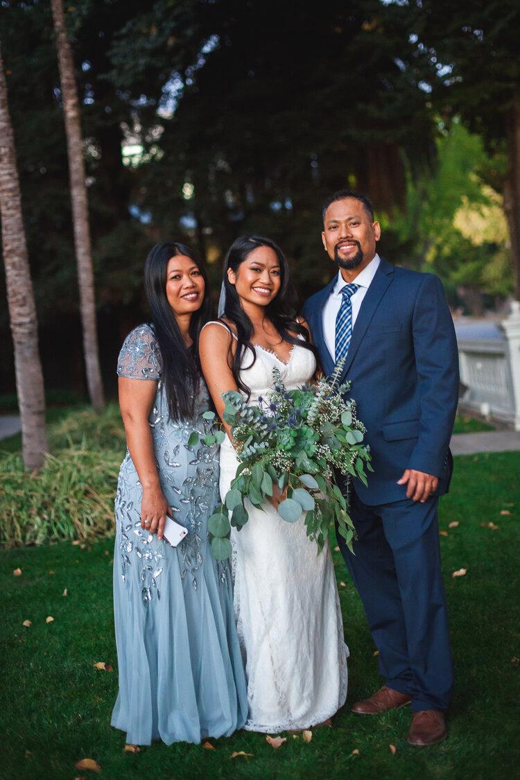 modesto wedding affordable