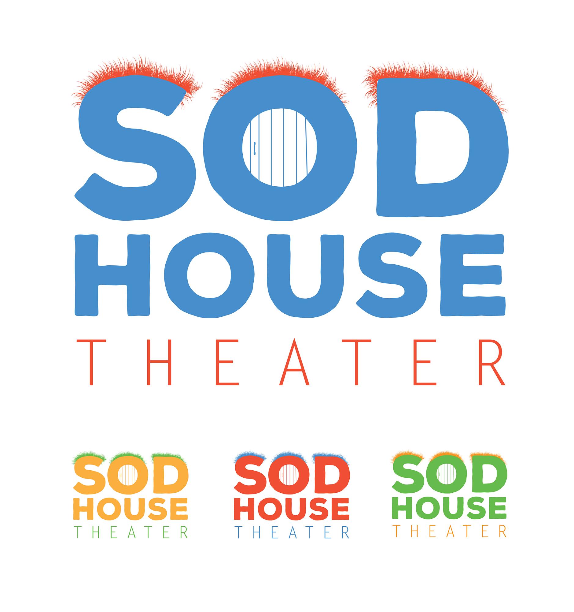 Sod House Theater Logo