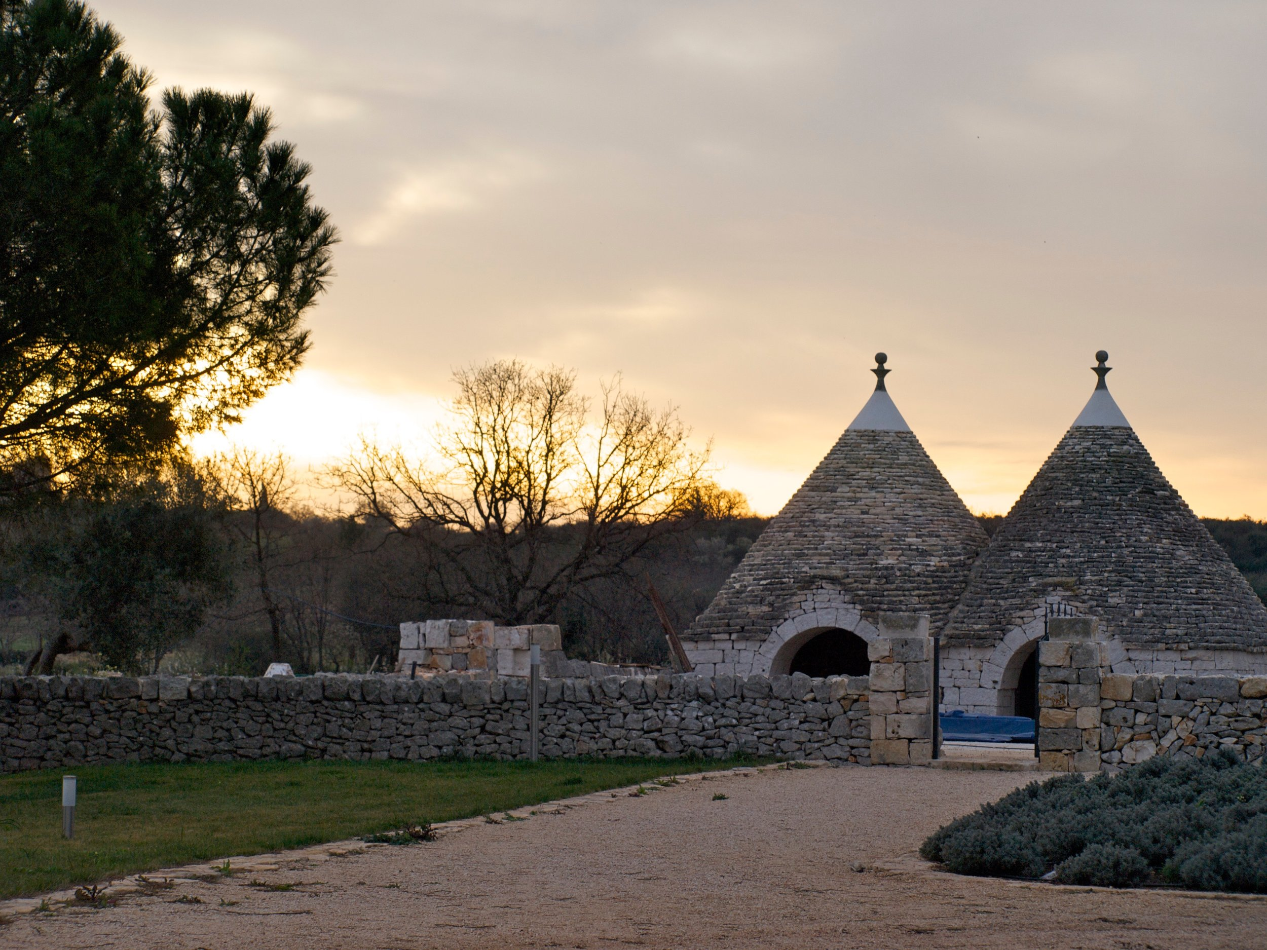 Dawn at the Masseria.jpg
