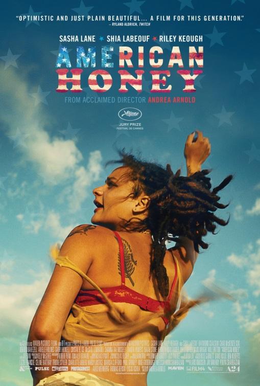 American Honey Andrea Arnold //UK +USA // 2016
