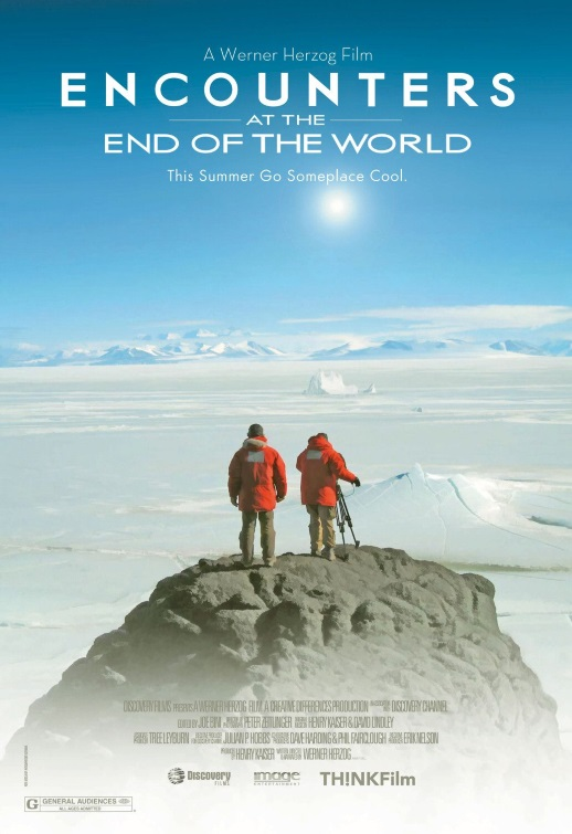 Encounters at the End of the World Werner Herzog // USA // 2008