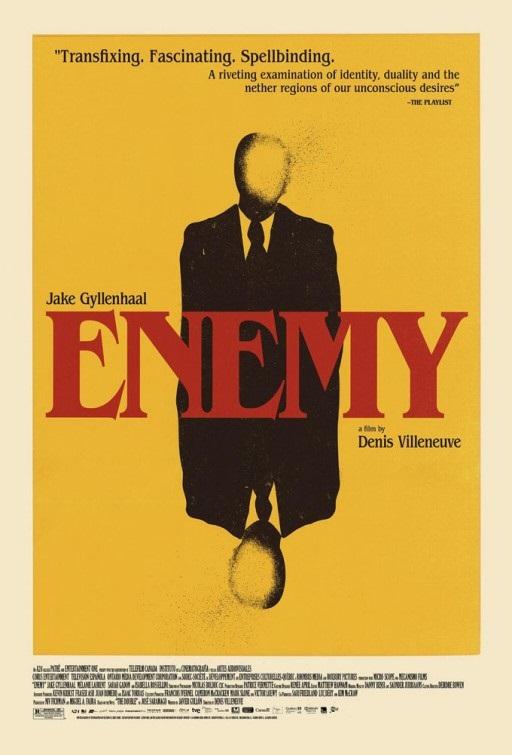 Enemy Denis Villeneuve // Canada + Spain // 2014