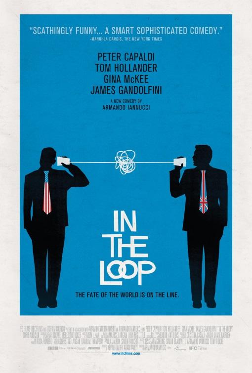 In the Loop Armando Iannucci // UK // 2009