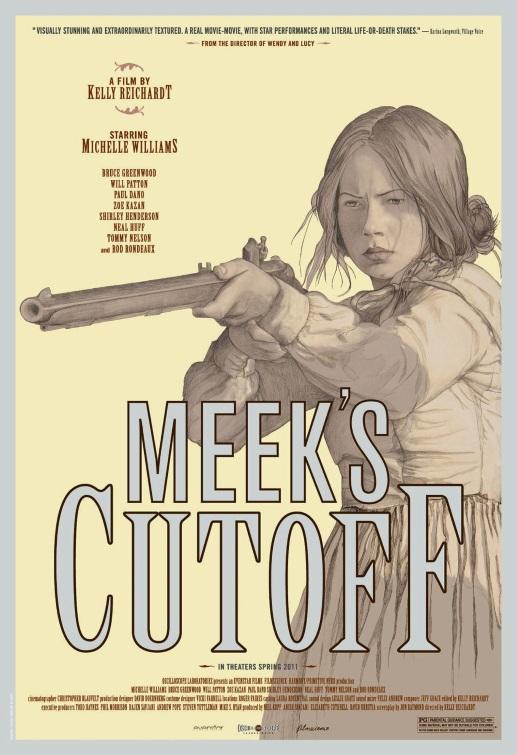 Meek's Cutoff Kelly Reichardt // USA // 2011