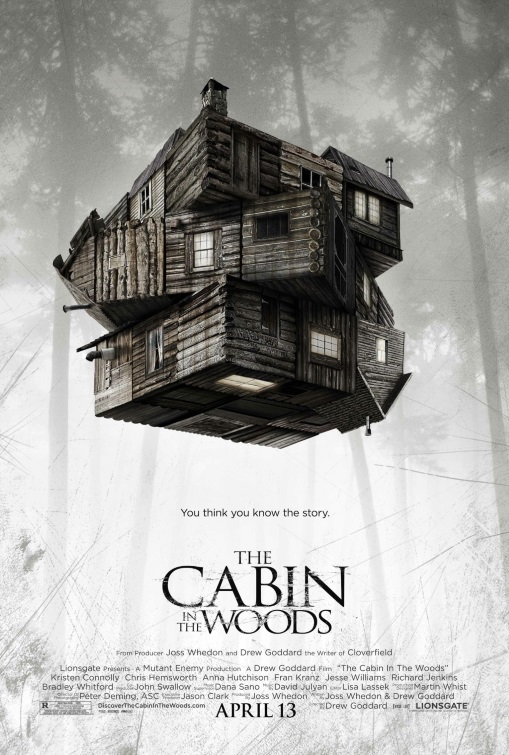 The Cabin in the Woods Drew Goddard // USA // 2012