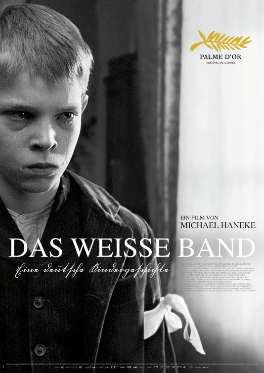 The White Ribbon (Das weiße Band) Michael Haneke // Germany // 2010