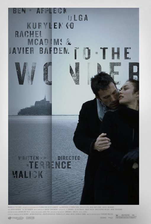 To the Wonder Terrence Malick // USA // 2013