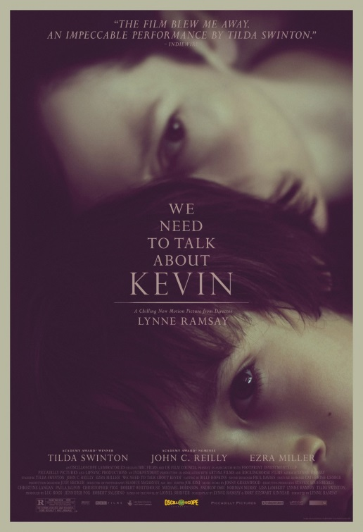 We Need to Talk About Kevin Lynne Ramsay // UK + USA // 2012