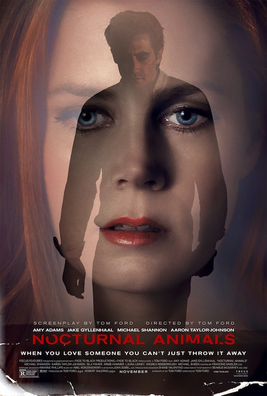 Nocturnal Animals Tom Ford // USA // 2016