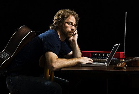 The Internet's Jonathan Coulton